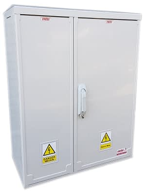 Electric meter box and Electrical Enclosures Plymouth